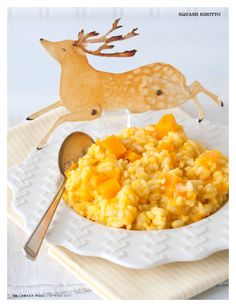 Sweet Paul Magazine - Spring 2011 - Organic Baby Food {Squash Risotto}