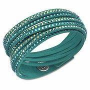 #Swarovski slake bracelets