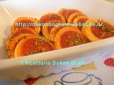 Pizzette di tofu (dalla fase crociera) :: Il Ricettario Dukan di ale