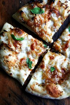 Recipes For Days | do-not-touch-my-food:   Pizza with Caramelized...