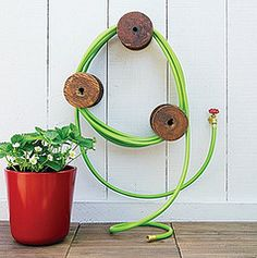 clever idea for a water hose