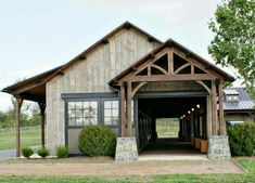 Gorgeous stables