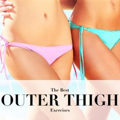 The Best Outer Thigh Exercises / Upper Glute Exercises, Best Hamstring Exercises, Calf Exercises, Hamstring Workout, Chest Exercises, Best Chest Workout, Chest Workouts, Outer Thighs, Strength Training Workouts