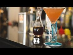 Tealeaves Mixology : The Debut | Foray into Summer with Cassis & Gin | TEALEAVES - YouTube