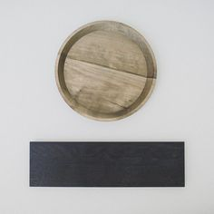 Japanese wooden trays www.clothandgoods.com