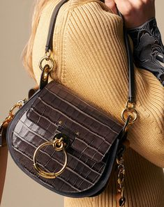 ea62a4c404f3 Get Ready for Chloé Logo Bags of Several Types for Resort 2019 - PurseBlog  Chloe Logo