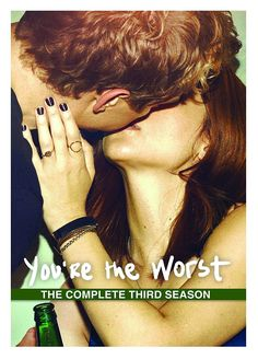 You're the Worst: The Complete Third Season 2DVD 2017  #852Entertainment #OneAsiaAllEntertainment