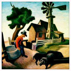 Homestead (Thomas Hart Benton)