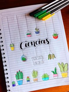 ▷ DECORACIÓN de CUADERNOS | 7 Ideas para Decorar Libretas