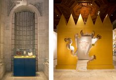 The ABC of It: Why Children's Books Matter New York Public Library | Pure+Applied, lovely exhibit photos