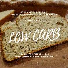 The Best and Easiest Low Carb Bread F7