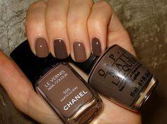 Caramel/Brown Nails! :) | LUUUX