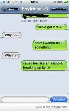 Funny text - At least she was trying - http://www.jokideo.com/