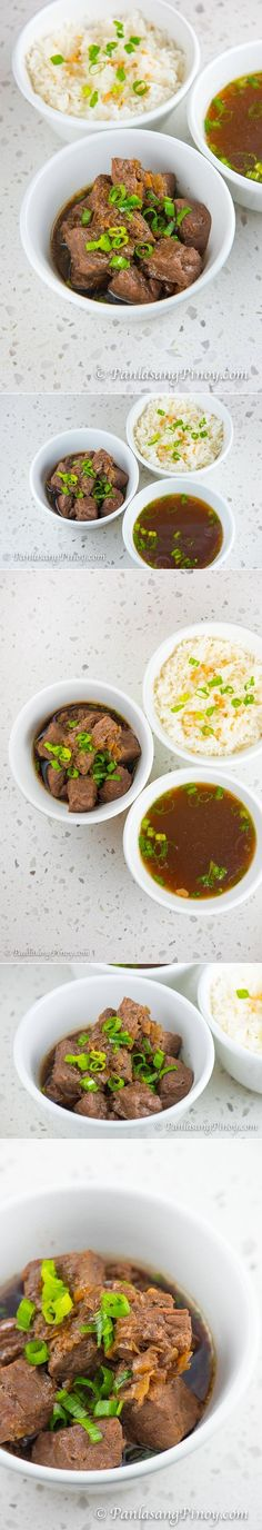 This Crockpot Beef Pares Recipe is intended for people who heavily rely on slow cookers. This is also for our friends who think that having slow-cooked food is the way to go.