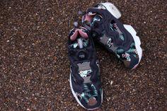 INVINCIBLE x Reebok Instapump Fury 'Cattleya'    Foot Patrol