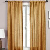 Found it at Wayfair - Gigi Rod Pocket Curtain Panel