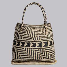 Zulu shopper from Design Afrika