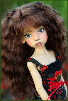 Kaye Wiggs Hope. These dolls are just gorgeous .