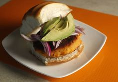 Sweet Potato white bean burgers MONICA HERNDON | Times