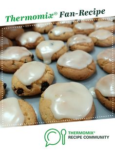 Venetian Biscuits by Thelma Mix. A Thermomix <sup>®</sup> recipe in the category Baking - sweet on www.recipecommunity.com.au, the Thermomix <sup>®</sup> Community.