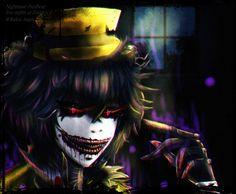 *Nightmare Fredbear/Human version°H°:)my versionsorry child…