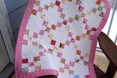 Magpie Quilts: Baby Quilts