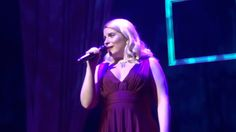 Louise Dearman Astonishing at Josh Groban Stages Tour Manchest 11282015