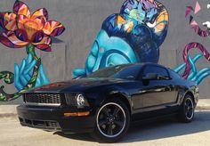 2008 Ford Mustang Bullitt / Wynwood Miami 2008 Ford Mustang, Ford Mustang Bullitt, Miami, Bmw, Cars, Vehicles, Autos, Car, Car