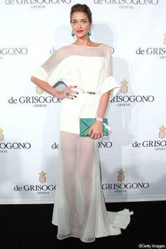 Les 15 robes de stars qui ont marqué 2013 : Ana Beatriz Barros | Elle Québec