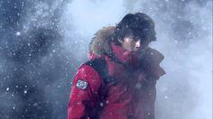 2014 Hyun Bin@K2 TVCF 라르티스 Red 현빈 구스다운