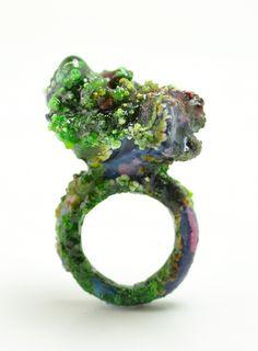 Fuck Yeah, Jewelry!   Tumblr - Wenhui Li
