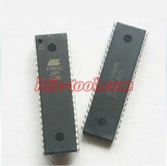 AT89S52-24PU DIP-40 Microcontroller IC http://www.htic-tool.com/at89s5224pu-dip40-microcontroller-ic_p1216.html