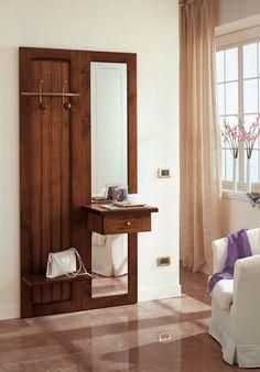 Klasszikus előszobafal - www.montegrappamoblili.hu Oversized Mirror, Hall Design, Furniture, Home Decor, Spring, Decoration Home, Room Decor, Home Furnishings, Arredamento