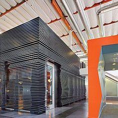 Clive Wilkinson Designs Fox Head's Office | Projects | Interior Design