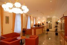 Hotel Drei Kronen ***, Vienna, Austria Budgeting, Chandelier, Ceiling Lights, Austria, Home Decor, Crowns, Candelabra, Decoration Home, Room Decor