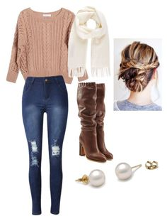 """""""Fall🍃🍂🍁"""" by isabellerivette on Polyvore featuring Ryan Roche, Vivienne Westwood and See by Chloé"""
