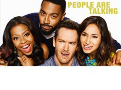 #PeopleAreTalking, Fridays this Fall on NBC