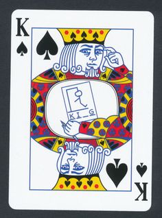 Chrysler Town & Country van minivan playing card single king of spades - 1 card Town And Country Van, Chrysler Town And Country, King Of Spades, Minivan, Playing Cards, Ebay, Collection, Playing Card Games, Game Cards