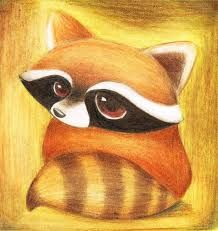 Resultado de imagen para dibujos de animales tiernos a lapiz