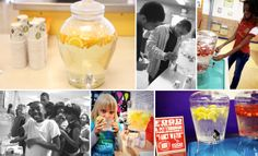 Read about Pittsburgh's schools and their delicious fancy water! Getting kids hydrated in a yummy way!