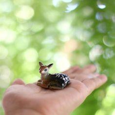 Little dear ceramic. by LittleHomeCrafty on Etsy