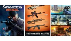Sniper 3D Assassin 2.2.0 Apk + Mod For Android Shooting Games, Assassin, Android Apps