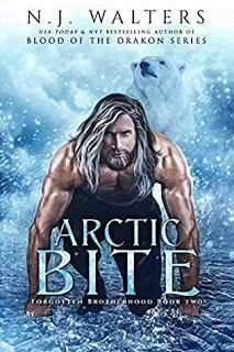 Artic Bite by N. Walters is the book in her Forgotten Brotherhood series. Alexi is a bear shifter, with a little something extra. Paranormal Romance, Romance Novels, Brotherhood Series, Bestselling Author, Arctic, Inspire Me, This Book, Tours