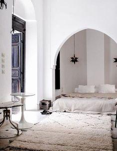 Home Interior Classic La Maison Marrakech Hannah Matcha Moroccan Interiors, Moroccan Decor, Moroccan Bedroom, Moroccan Lanterns, Moroccan Tiles, Interior Decorating, Interior Design, Elle Decor, Traditional House
