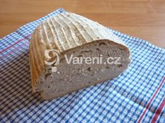 Recept na chléb, který je krásně nadýchaný i bez použití kvasnic. Bread, Cooking, Food, Cuisine, Kitchen, Meal, Brot, Eten, Breads