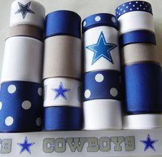 Cowboys Ribbon