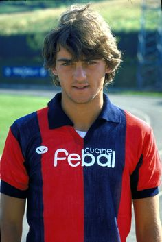 17-year-old Roberto Mancini, 1982. I would have gone for him!