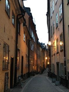 Stokholm Gamla Stan Europe