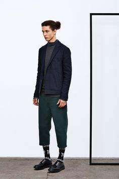 DKNY Fall 2015 Menswear Fashion Show