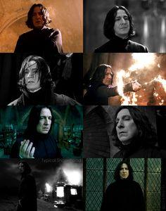 Mundo Harry Potter, Harry Potter Severus Snape, Severus Rogue, Harry Potter Spells, Harry Potter Tumblr, Harry Potter Quotes, Harry Potter Characters, Harry Potter World, Draco Malfoy